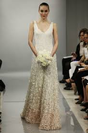 top 3 wedding dresses of the week ombre edition for girls who