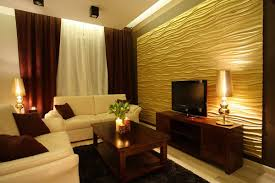 Maroon Curtains For Living Room 3d Wall Decorative Panels For Classy Interior Decoration Wall