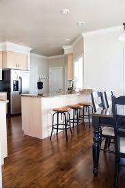 Best Floor Colors Ideas On Pinterest - Wood floor in kitchen