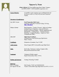Resume Without Work Experience Template Resume Template Resume