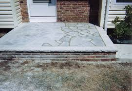 flagstone patio designs costs landscaping gardening ideas