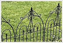 Decorative Wire Garden Fence Garden Fence Panels Decorative Wire V