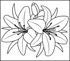 Print and share these flower coloring pages with your children. Flowers Coloring Pages