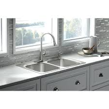 Sinks Awesome Home Depot Kitchen Sinks Stainless Steel Topmount Home Depot Kitchen Sinks Top Mount