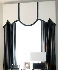 Window Curtain Box Design After Before Window Valance Box Going To Try This For My Bed Room