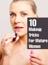 when you turn over 50 you need to know the right makeup application so as look younger learn the tips on makeup for women that makeup