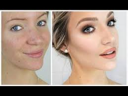 contouring highlighting for pale skin
