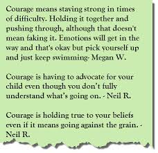 Quotes About Courage New Courage Is A Collection Of Courageous Quotes Bliss Habits