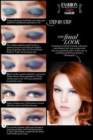 holiday party makeup tutorial step by step
