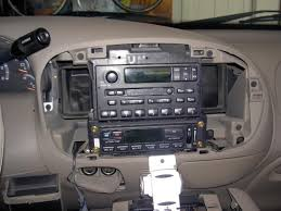 01 expedition kenwood ddx512 double din install ford truck 2007 Ford Expedition Radio Wiring Harness use the ford stereo removal tools, or a bent coat hanger has worked for others to pull the original deck 2007 ford expedition radio wiring diagram