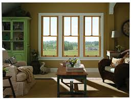 Pella Windows Louisville Ky Ideas Tips White Hopper Pella Windows Matched With Goldenrod