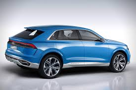 2018 audi q8.  audi 2018 audi q8 concept suv 02 throughout audi q8 h