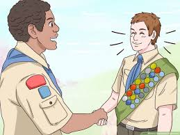 Eagle Scout Project Sign In Sheet How To Become An Eagle Scout 13 Steps With Pictures Wikihow