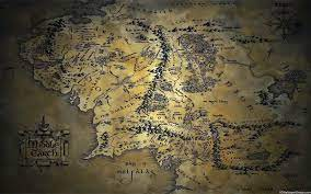 Middle Earth Wallpaper [1680x1050 ...