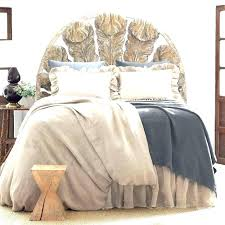 washed linen duvet cover twin natural pure french bed covers flax bedding softened