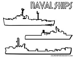 Ship Coloring Page Navy Free Ships Navy Coloring Clip Art