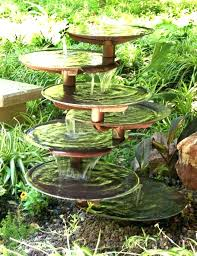 water fountains for garden small water fountains backyard feature ideas lovely with inside outdoor fountain designs water fountains for garden