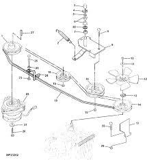trying to install drive belt on ltr 166 john deere lawn fixya john deere wiring schematic at John Deere 180 Wiring Diagram
