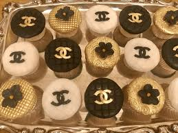 Chanel Cup Cakes Anns Designer Cakes