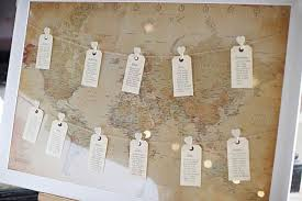 Map Seating Chart Wedding A Rustic Wedding With A Blue Colour Scheme Bride In Maggie
