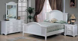white wicker bedroom furniture ideas with dresser and side table ...