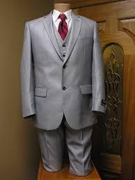 2 Unique Light Grey Suit Combinations