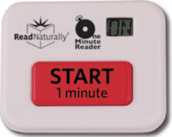Minute Timers Basic One Minute Timer Read Naturally Inc