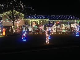 christmas home lighting. Clark Griswold House Christmas Home Lighting