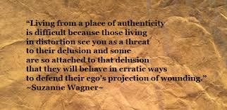 Authenticity Quotes Impressive Suzanne Wagner Quotes Living From Authenticity Suzanne Wagner