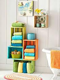 Beautiful Diy Bathroom Storage Woohome Inside Design Ideas
