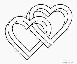 You'll find several printable valentine's day coloring pages! Free Printable Heart Coloring Pages For Kids