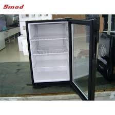 wholes mini glass door fridge for hotel and home use freezer china glass door refrigerator