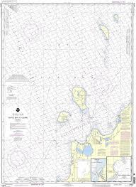 Ocean Charts Noaa Nautical Chart 14912 Platte Bay To Leland Leland South