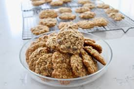 My husband richard always loved his mom's oatmeal cookies, but i rarely made them myself… until i created a more healthful version. Wwii Oatmeal Molasses Cookies Recipe Allrecipes