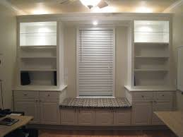 fantastic builtin shelves around window can be done with prebuilt furniture fantastic built in bookshelves