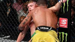 "UFC's ""Wonderboy"", Stephen Thompson ..."