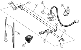 windshield wiper wiring ecj5 Ford Replacement Wiper Motor Wiring Diagram Ford Replacement Wiper Motor Wiring Diagram #78 ford focus wiper motor wiring diagram