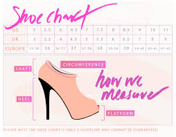 European Shoe Size To Us Womens Girls Clothing Stores