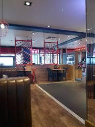 pizza hut restaurant inside. Interesting Pizza Pizza Hut Restaurant Inside  The New Look Horwich With Restaurant T