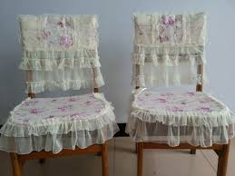 chair shabby chic dining room chair slipcovers with pink flower pattern and few transpa folding