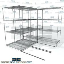 6 inch deep wire shelving alternative views