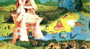 garden of earthly delights poster. Garden Of Earthly Delights Poster Large .