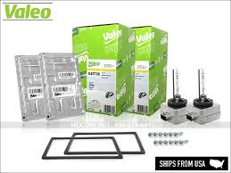 new oem valeo ladg ballasts philips ds bulbs porsche banner