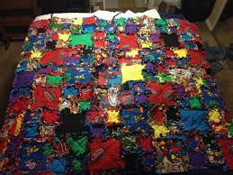 Marvel Rag Quilt by texag15 on DeviantArt & Marvel Rag Quilt by texag15 ... Adamdwight.com