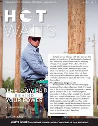 2018 April Cookson Hills Electric Hot Watts by Inside Information - issuu