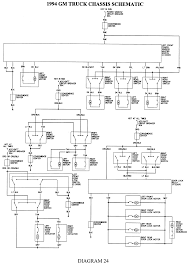 repair guides wiring diagrams wiring diagrams autozone com 25 1994 gm truck chassis schematic