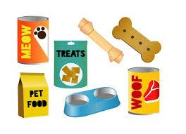 Image result for dog food clip art