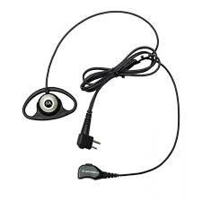 motorola earpiece. motorola [pmln6535a] d-style earpiece with mic/ptt e
