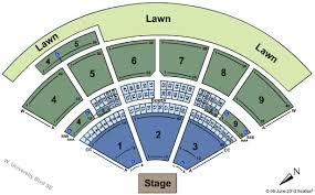 U Of M Pavilion Seating Chart Isleta Amphitheater Seating Chart Isleta Amphitheater