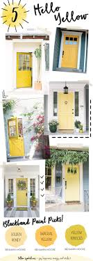 Yellow Gold Paint Color Living Room Yellow Door Paint Color Yellow Front Door Paint Color Benjamin